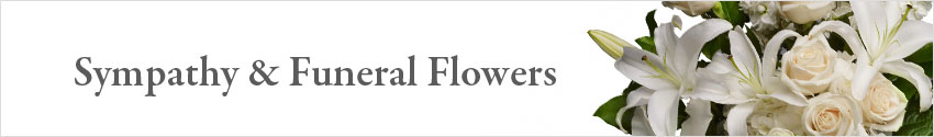 Send Funeral and Sympathy Flowers with Nature's Wonders Florist