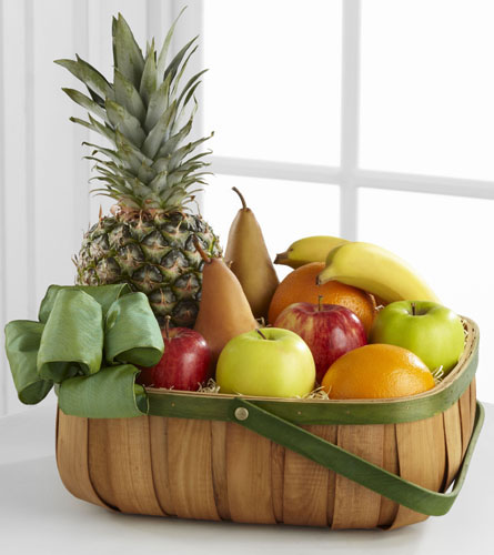 Fun & Fresh Fruit Basket