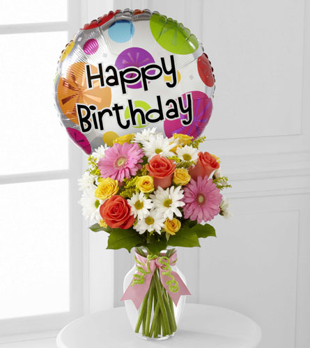 FTD's Birthday Cheer Bouquet