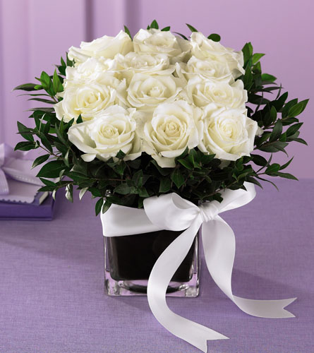 Pure Romance Rose Bouquet
