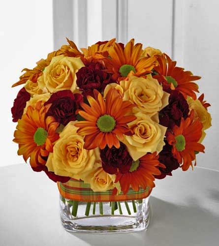 Nature s wonders florist thanksgiving ftd golden